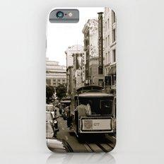 San Francisco Street B&W iPhone 6s Slim Case