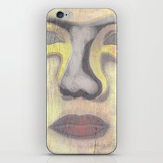 Leucothea and the Fishes iPhone & iPod Skin