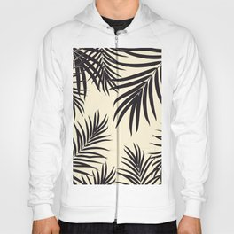 Palm Leaves Pattern Summer Vibes #8 #tropical #decor #art #society6 Hoody