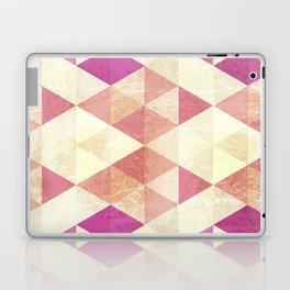 Triangles::Gritty Laptop & iPad Skin