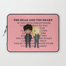 BELLARKE THE HEAD AND THE HEART Laptop Sleeve