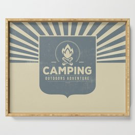 Camping Serving Tray