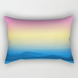 Pan Pride Rectangular Pillow