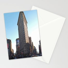 NYC - Flatiron Building Stationery Cards