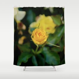 Intuitive Love Shower Curtain