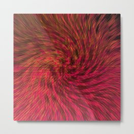 COMING OUT OF HYPERSPACE IN THE DOAR SYSTEM Metal Print