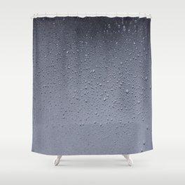 Gouttes d'eau Shower Curtain