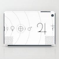 alchemy iPad Cases featuring Alchemy by Tobias Bowman