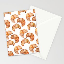 Croissant Collection Stationery Cards