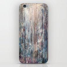 Blue Away iPhone & iPod Skin