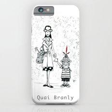 A Few Parisians by David Cessac: Quai Branly iPhone 6s Slim Case