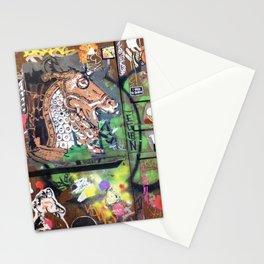 STREET ART #23 Stationery Cards