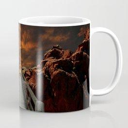Meeting with God Coffee Mug
