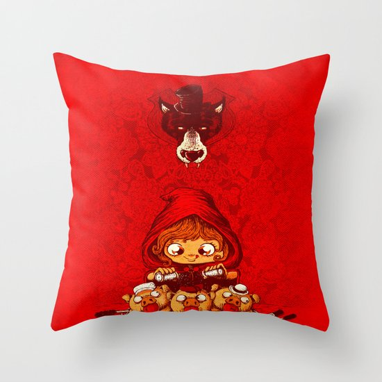 and the winner is... Throw Pillow