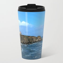 Point Arena Lighthouse Travel Mug