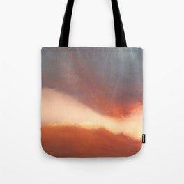 Sky Part 1 of 2 Tote Bag