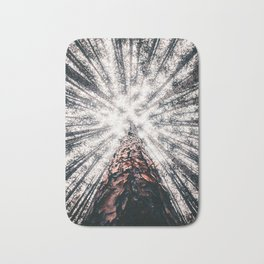 Carry On My Wayward Heart Bath Mat