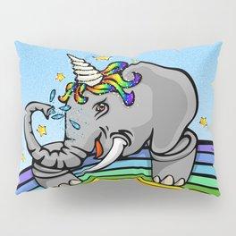 Magical Uniphant! Pillow Sham