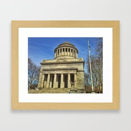 General Grant National Memorial Framed Art Print