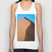 dune Tank Tops featuring Dune Hike by Katie Jo Sheppard