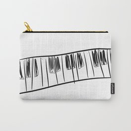 Tickle the ivory's Carry-All Pouch