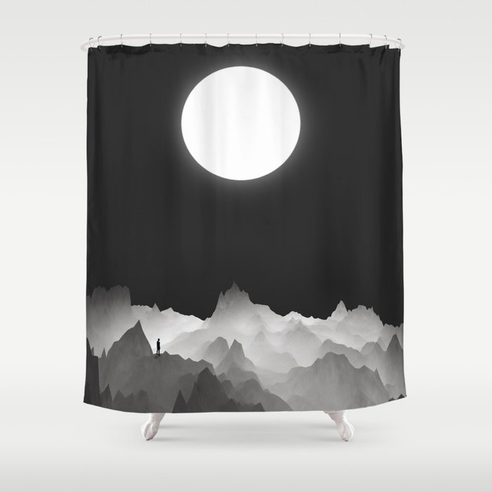 The Opportunist Shower Curtain