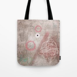MANMADE SUBJECTS, INCLUDING A BOMBING Tote Bag