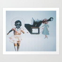 u3000-2 Art Print