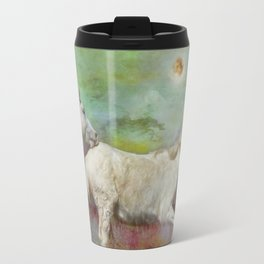 In Another Time Another Place...We Would All be Free Travel Mug