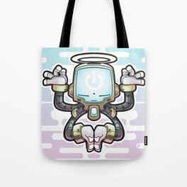 CONNECT_Bot022 Tote Bag