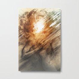 Panspermia 4 Metal Print