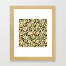 Design Confections Mandala Framed Art Print