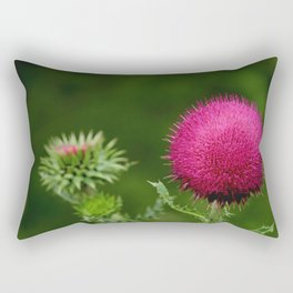 Prickly beauty Rectangular Pillow
