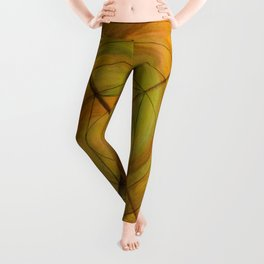 Right On Target, A Little Off Course Leggings