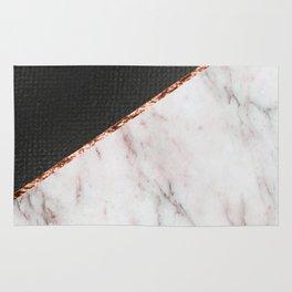 Marble fashion texture Rug
