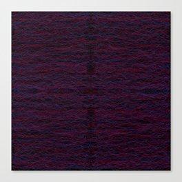 horizontal jitters Canvas Print