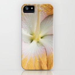 Full Bloom Yeller iPhone Case