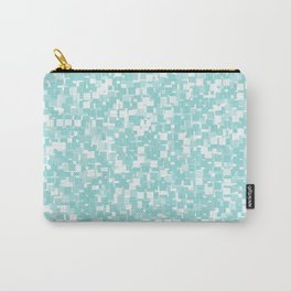 Limpet Shell Pixels Carry-All Pouch