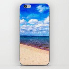 Shores of Lake Superior iPhone Skin