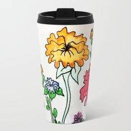 Bloom bright Travel Mug