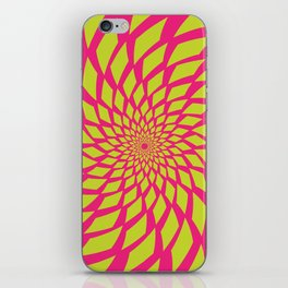 lysergic iPhone Skin