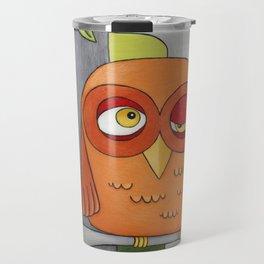 Winking Owl Travel Mug