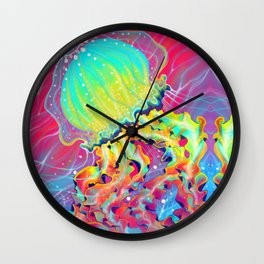 Jelly Wall Clock