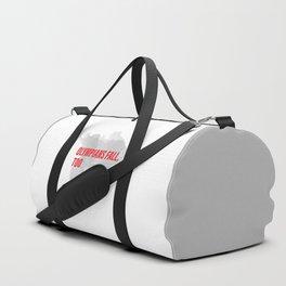 Olympians Fall, Too Duffle Bag