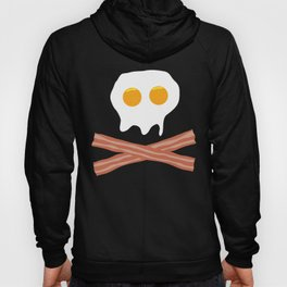 Eggs Bacon Skull Hoody
