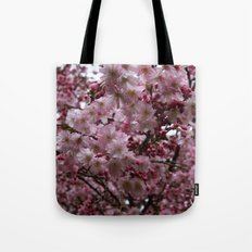Blossoms in Bloomfield Tote Bag