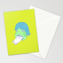 FEED ME 4 Stationery Cards