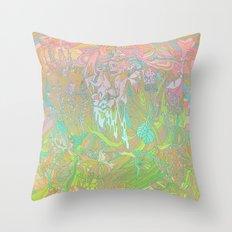 Hush + Glow Throw Pillow