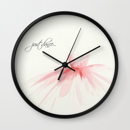 just dance... Wall Clock