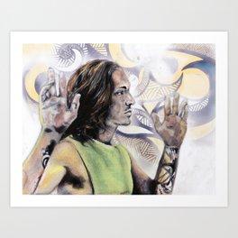 Mirror of Venus Art Print